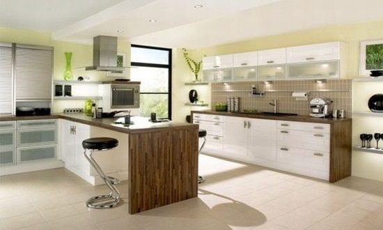 Create a wonderful Backsplash For Contemporary Kitchen