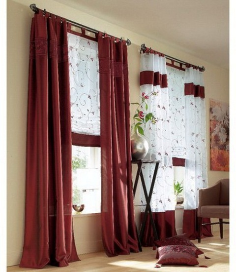 Curtain Design Ideas 25 best ideas about curtain designs on pinterest curtain ideas window curtain designs and drapery ideas Curtain Design Ideas