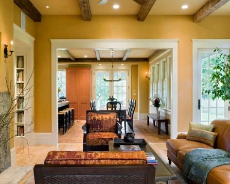 Elegant living room decorating ideas interior design for Complete living room decor