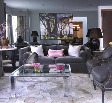 Elegant living room decorating ideas interior design - Living room themes decorating ideas ...