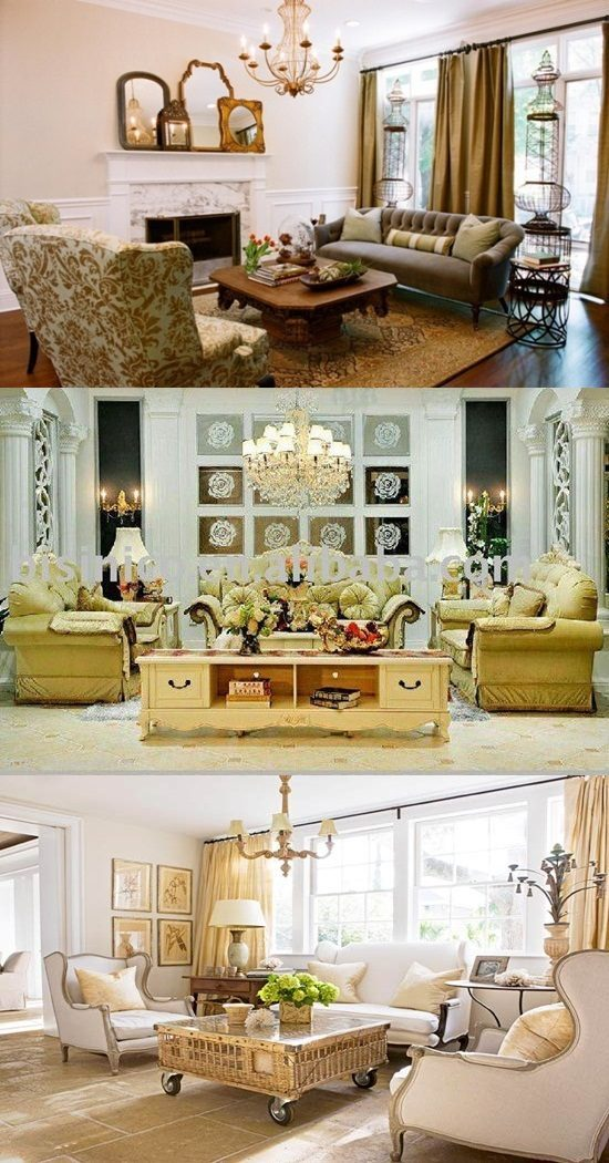 French Country Living Room Designs Part 78