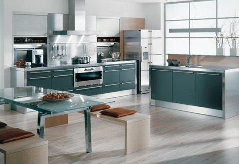 Frugal kitchen interior design ideas