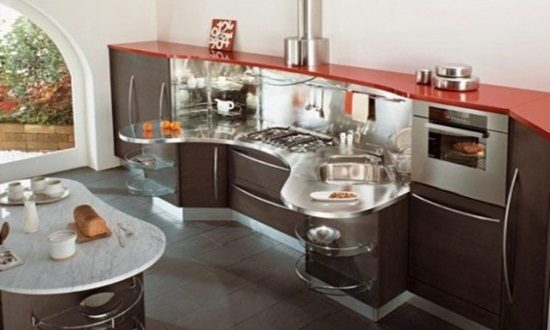 Frugal kitchen interior design ideas