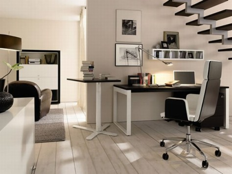 designing home office