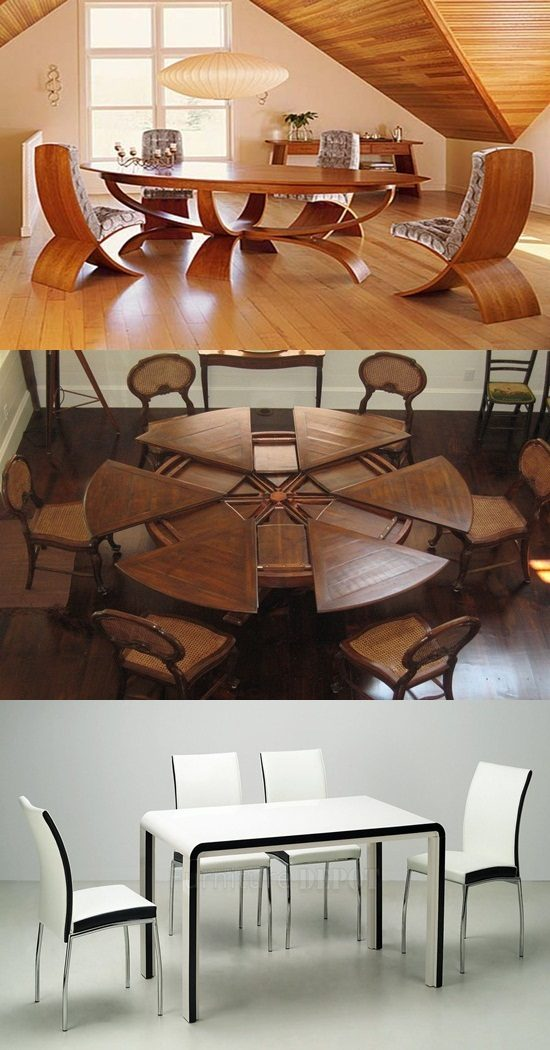How To Choose Your Dining Room Table Interior Design