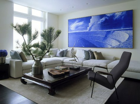 How to design your living room