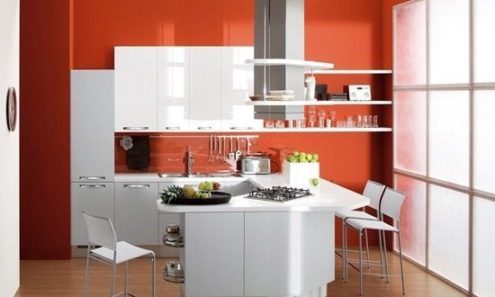 Ideas for modern kitchen designs colors and lights for Modern kitchen design ideas 2013