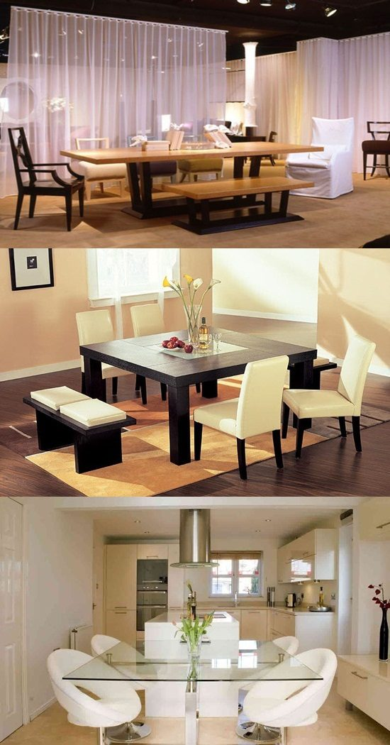 Innovative ideas for dining room decorating interior design
