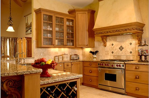 Italian kitchen design ideas interior design for Italian kitchen cabinets