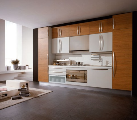 Italian kitchen design ideas interior design for Inspired kitchen design