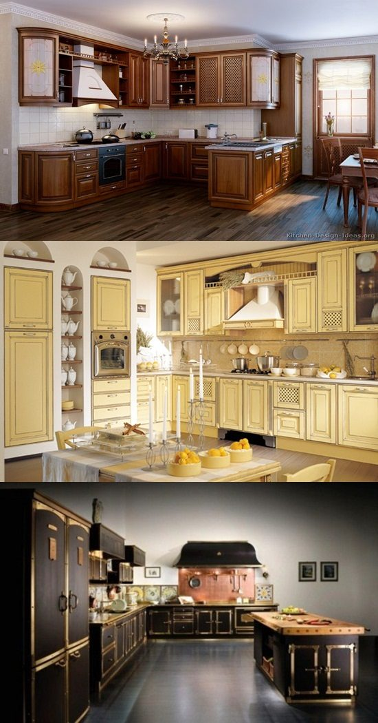 4 Brilliant Kitchen Remodel Ideas: Italian Kitchen Design Ideas