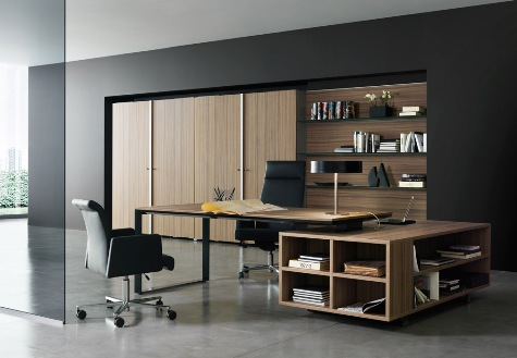 Office interior design - Home Office - Interior design
