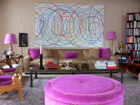 Purple Room Decor Ideas Interior Design