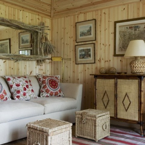 Rustic living room furniture interior design for Rustic living room ideas