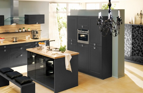 Stylish Ideas For German Kitchen Design 1