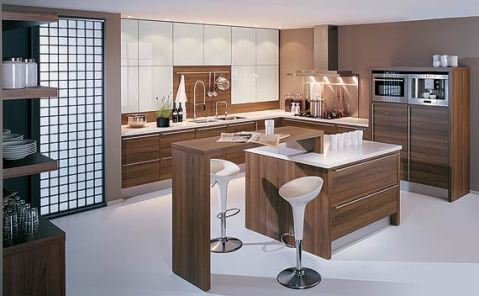 Stylish Ideas For German Kitchen Design  Interior design