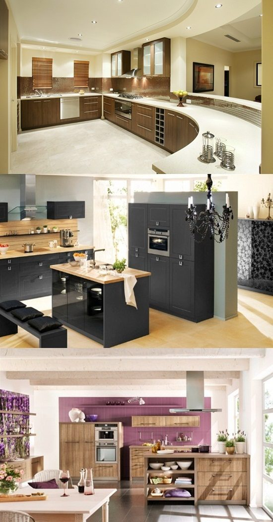 German Kitchen Design Ideas ~ Stylish ideas for german kitchen design interior