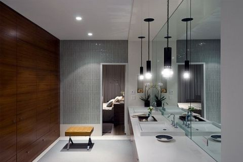 The best bathroom lighting ideas interior design for Interior design tips on lighting