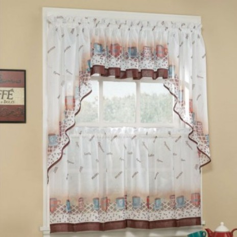 The Perfect Kitchen Curtains