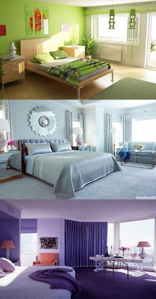 Trendy Bedroom Colors – Paint Colors