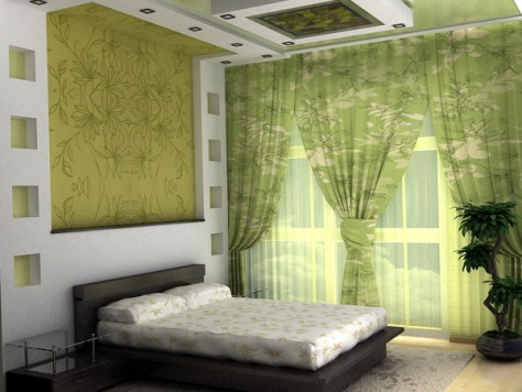 Trendy bedroom colors 1