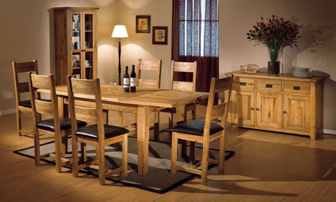 Types of Oak Furniture