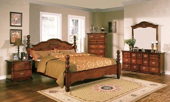 Types Of Oak Furniture Interior Design