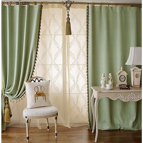 Bedroom blackout curtains prevent light interior design - Curtains in bedroom ...