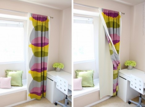 Bedroom Blackout Curtains – Prevent Light - Interior design