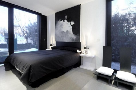 Bedroom Colors for Men - Right Color