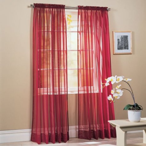 Living room drapes and curtains interior design for Living room valances