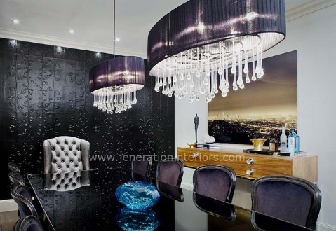 Contemporary Interior Design by Jennifer