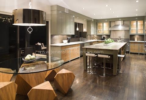 Contemporary Interior Design by Jennifer