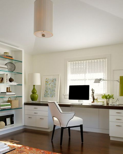 Fantastic home office design ideas interior design for Home office interior design ideas