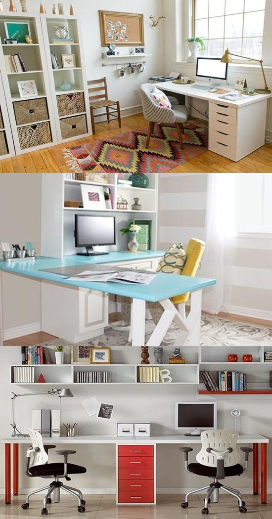 Fantastic Home Office Design Ideas - Interior design - photo#19