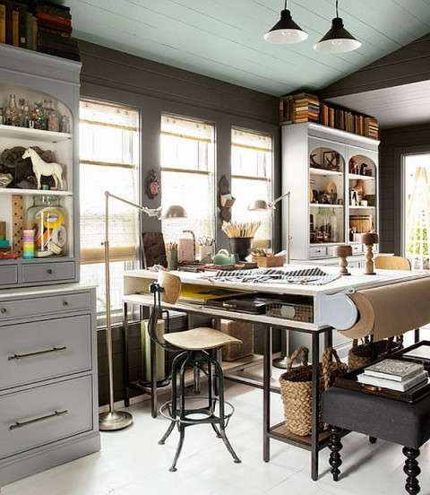 Interior Design Ideas For Home Office: Fantastic Home Office Design Ideas