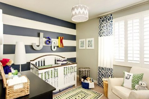 modern kids bedroomsjennifer and joanna - interior design