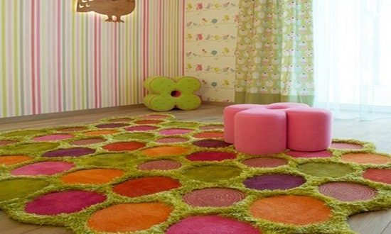 Educational Rugs for Kids' Room