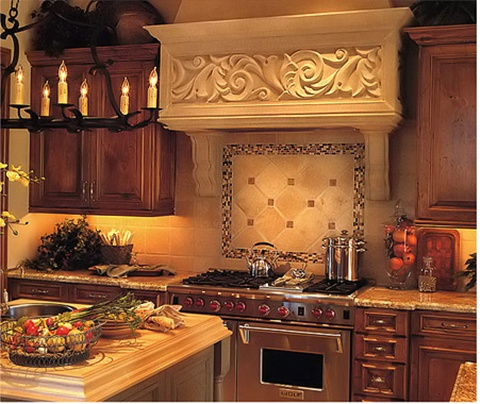 Kitchen Backsplash tiles colors Ideas 12