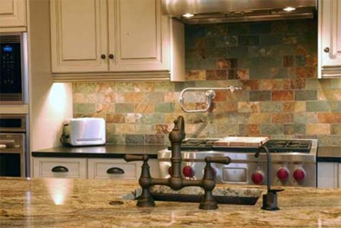 Kitchen Backsplash tiles colors Ideas 6