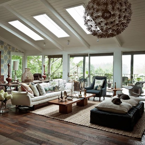 Living Room Interior Design Ideas 7