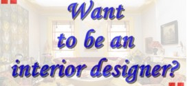 Want to be an interior designer