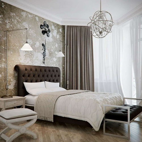 10 Stunning Bedroom Paint Color Ideas