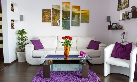 10 Tricks to liven up Your Living Room