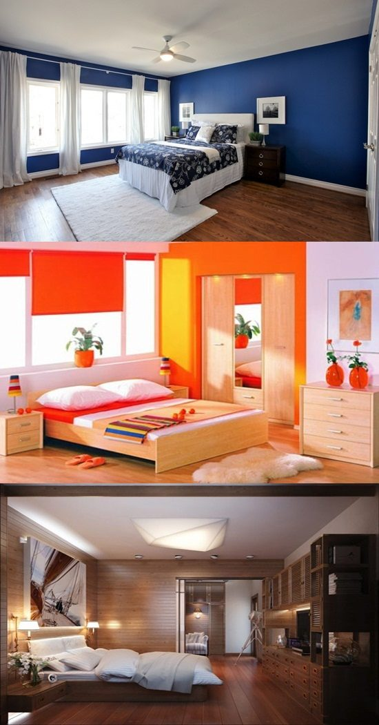 10 stunning bedroom paint color ideas interior design for Cost of painting inside 4 bedroom house