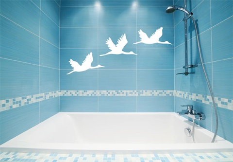 Bathroom wall decor ideas interior design for Bathroom wall decor ideas