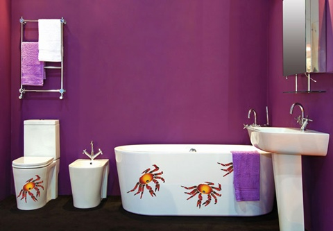Bathroom Wall Decor Ideas - Interior design