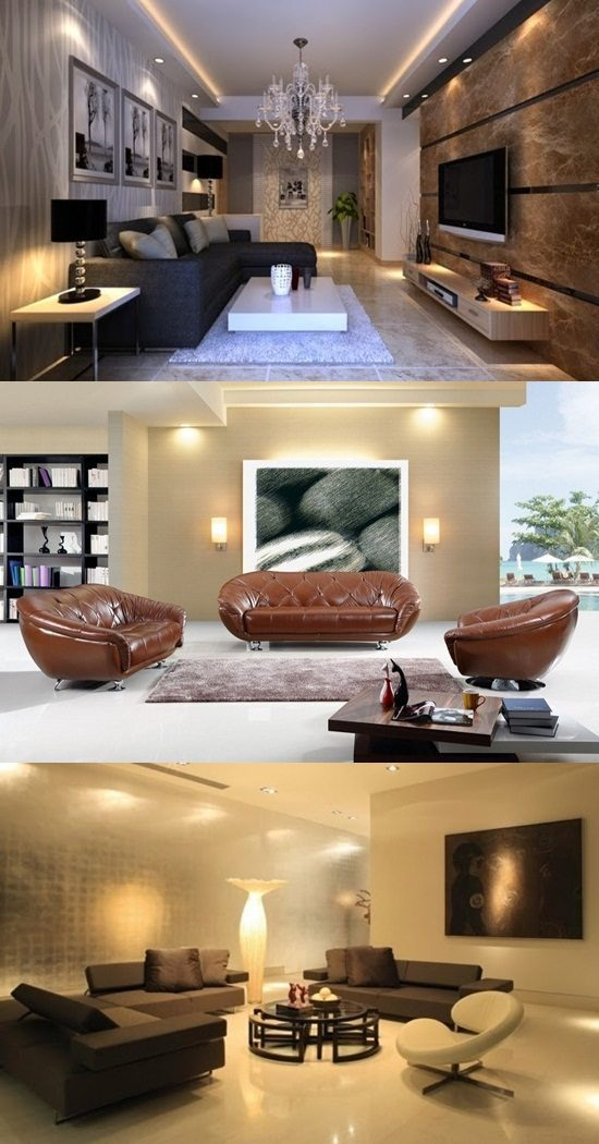 Best living room lighting ideas interior design Living room lighting ideas