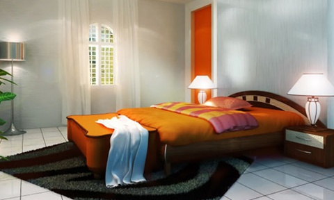 Design Tips for Small Bedrooms 1