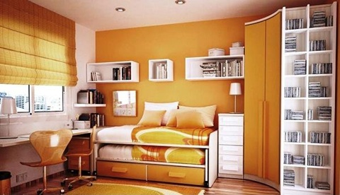 Design Tips for Small Bedrooms 11
